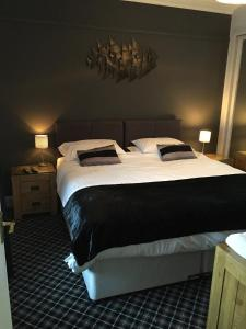 A room at Seafield Arms Hotel