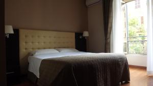 A room at Hotel Nautilus