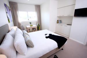 A room at Domain Serviced Apartments