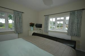 A room at River Cottage
