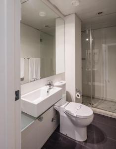 Uma casa de banho em ClipHotel
