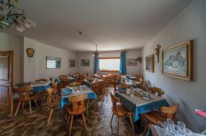 Ресторан / где поесть в Garnì Rosengarten