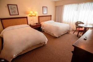 Una habitación en Arapey Thermal All Inclusive Resort & Spa
