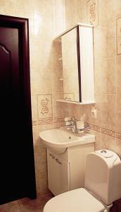 Ванная комната в Hotel La Scala Krasnodonskaya