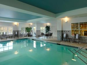 The swimming pool at or near Homewood Suites by Hilton Dover - Rockaway