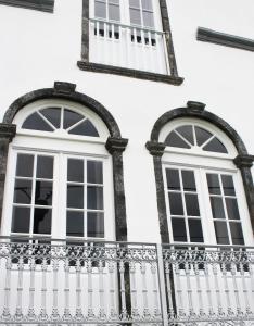The facade or entrance of Casa do Vale do Sossego