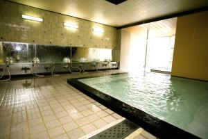 The swimming pool at or near Yurakunoyado Noshiro