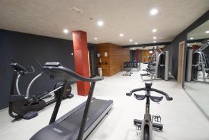 Het fitnesscentrum en/of fitnessfaciliteiten van Riviera Vista