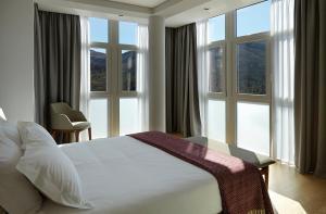 Um quarto em Abrigo da Montanha Hotel Rural