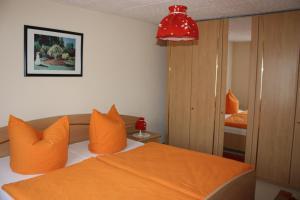 Ein Zimmer in der Unterkunft Idylle am Klei