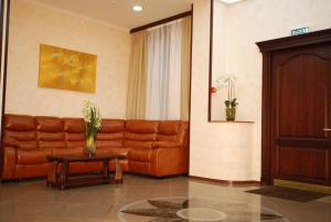Гостиная зона в Отель Николь