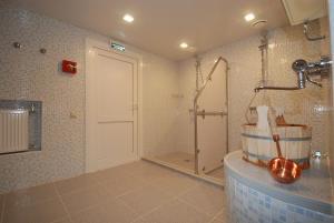 Ванная комната в Отель Николь