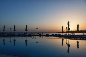 The swimming pool at or near AX Seashells Resort