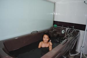 Ванная комната в Санаторно-курортный комплекс «ДиЛуч»
