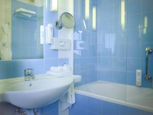 Łazienka w obiekcie Hotel Nadmorski