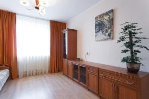 Кухня или мини-кухня в Апарт-отель Диадема