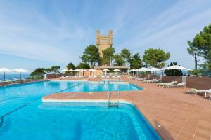 The swimming pool at or near Mercure Monte Igueldo