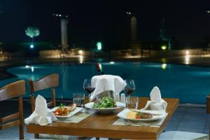 The swimming pool at or near Royal Hotel Thessaloniki
