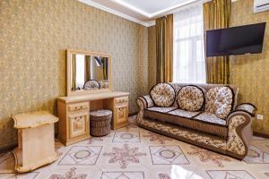 Гостиная зона в Отель Дива