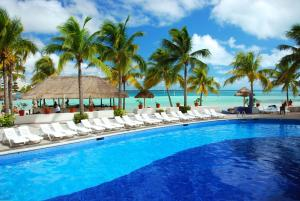 The swimming pool at or near Oasis Palm - All Inclusive