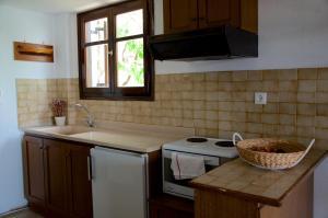 Cucina o angolo cottura di Villa Anna