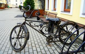 Катание на велосипеде по территории Отель 365  или окрестностям
