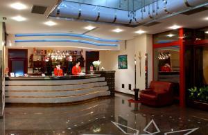 منطقة الاستقبال أو اللوبي في فندق بيفاندا