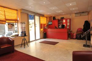 The lobby or reception area at Altona