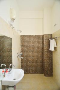 Un baño de Zostel Jaipur
