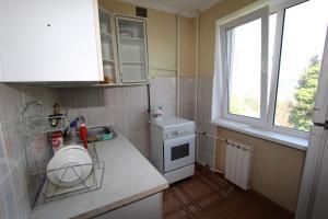 Кухня или мини-кухня в Sochi Panorama