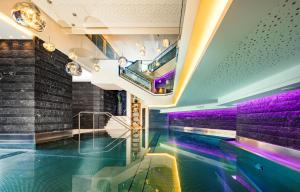 The swimming pool at or near Hotel Mondin