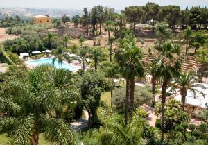 Вид на бассейн в Hotel Della Valle или окрестностях