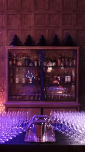 Drinks at Le Nouvel Hôtel