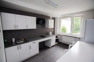 Kuchnia lub aneks kuchenny w obiekcie Klimczoka 6