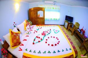 A room at Vega Star Hotel