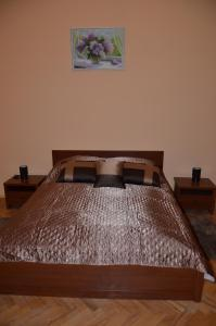 A bed or beds in a room at Apartment Viatores