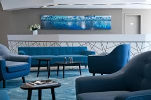 Hall o reception di Hotel Mlini