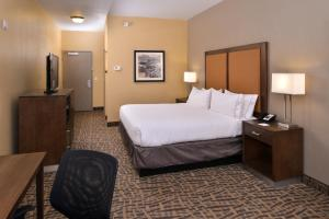 A bed or beds in a room at Holiday Inn Express Hotels Page, an IHG Hotel