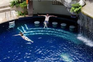 The swimming pool at or near Sunset Beach Resort - SHA Plus