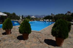 The swimming pool at or near Golden Apartments