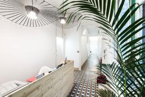 Spa o instalaciones de bienestar en La Casa de Antonio Boutique Rooms