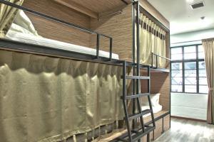 Ein Balkon oder eine Terrasse in der Unterkunft Dream Lodge