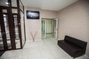 Телевизор и/или развлекательный центр в Фокс Отель
