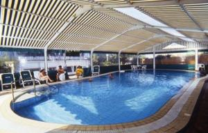 The swimming pool at or near Hotel Gemma