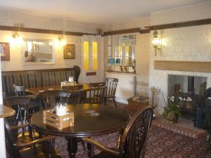 A restaurant or other place to eat at The Darnley Arms