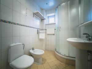 Ванная комната в Fat Cat Отель Домодедово