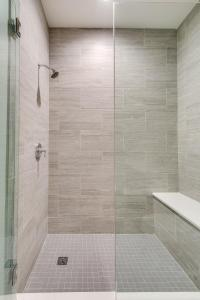 A bathroom at The Sono Chicago