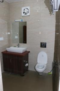 Un baño de Green Hotel