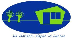 Het logo of bord voor het chalet