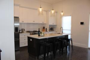 A kitchen or kitchenette at Barossa Bed & Breakfast